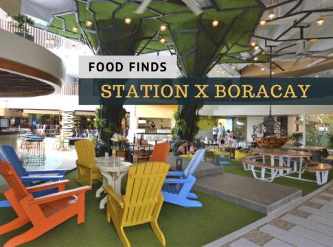 station x boracay