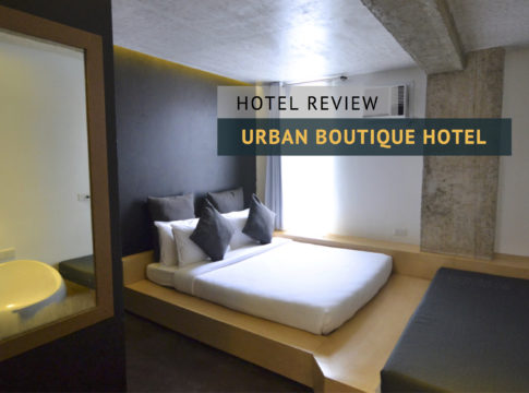 urban boutique hotel boracay