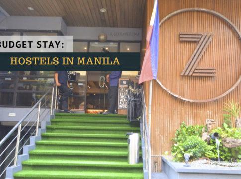 manila hostels
