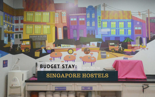 singapore hostels for budget travelers