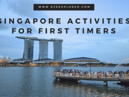 singapore first timer