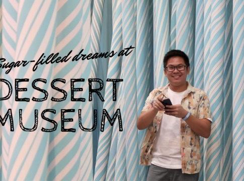dessert museum