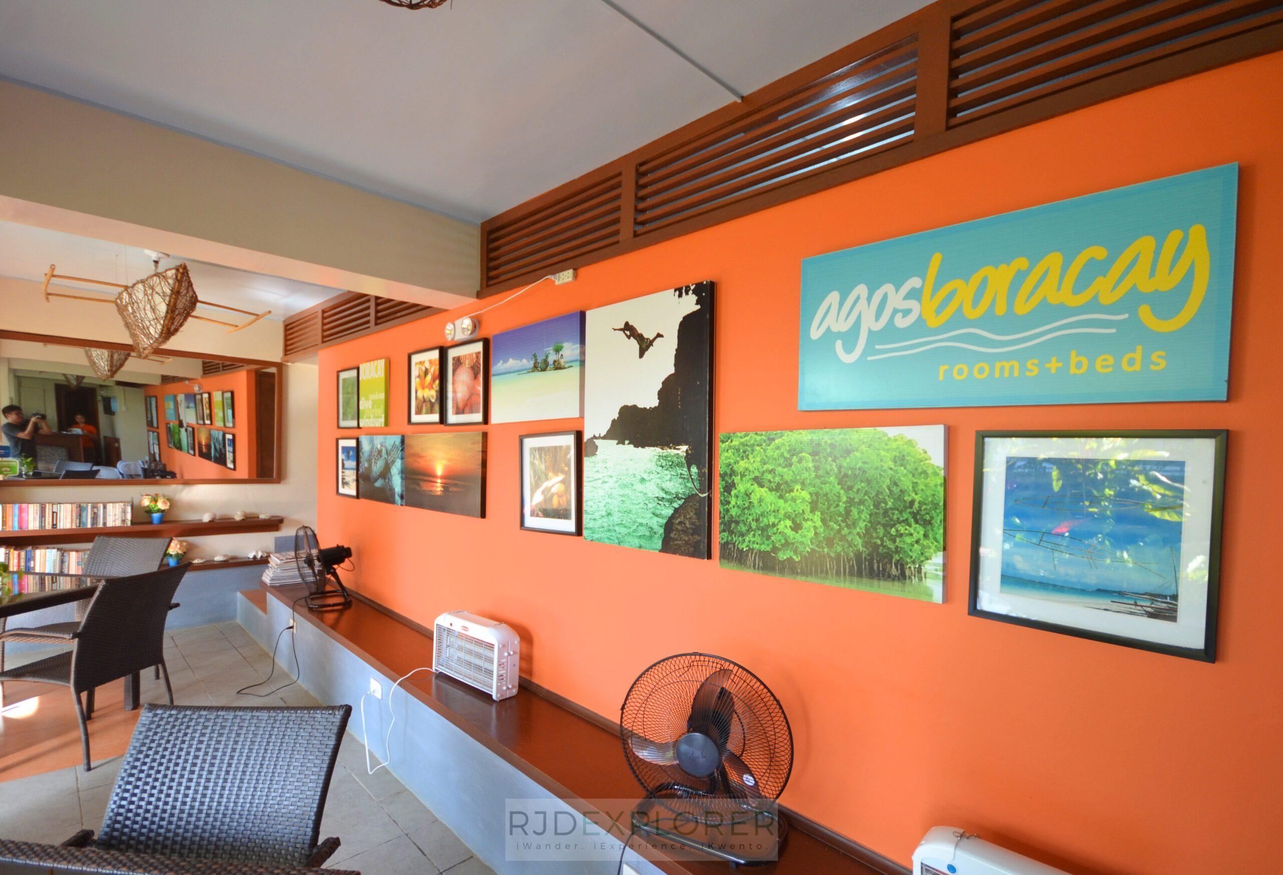agos boracay hotel lounge