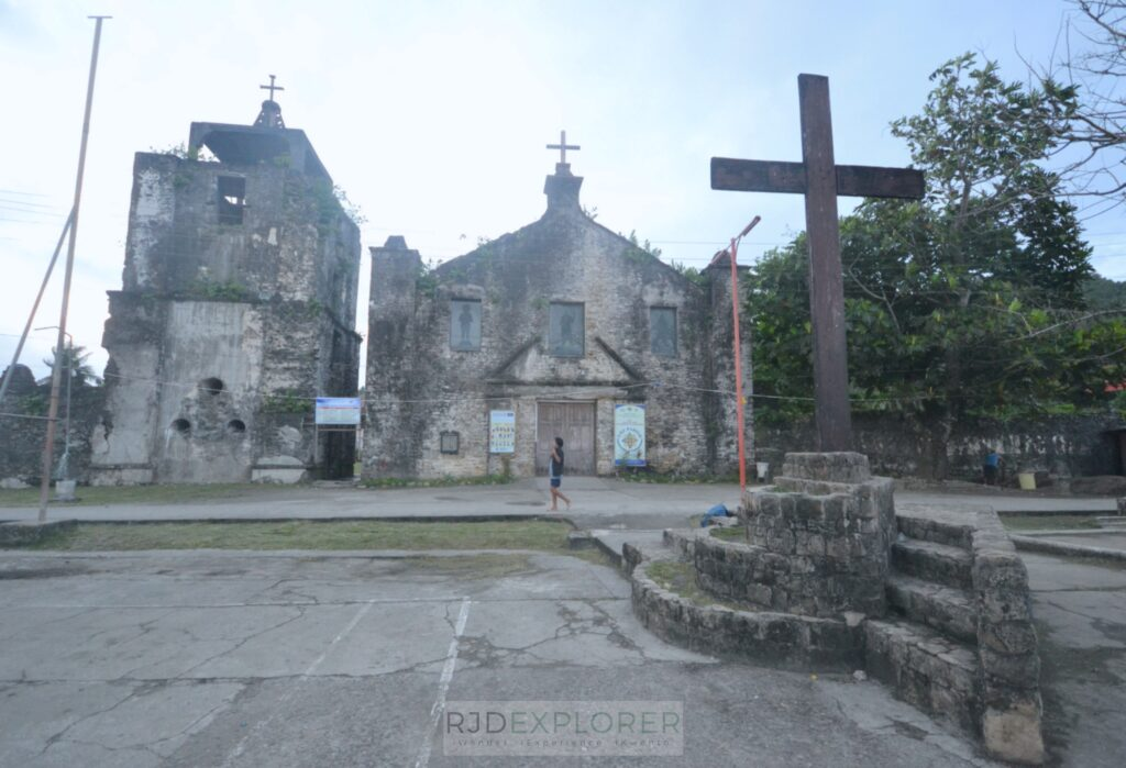 400-year old San Ignacio de Loyala Parish Church