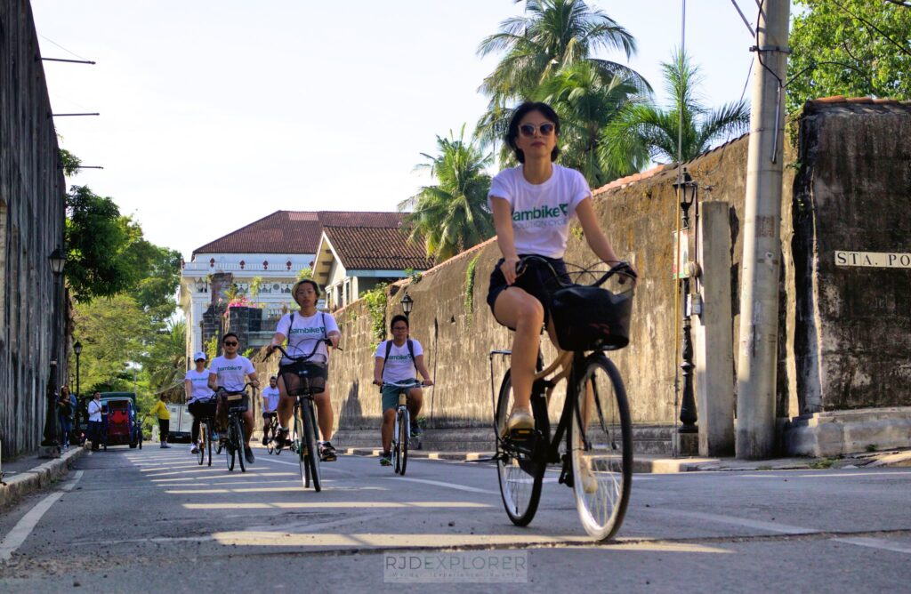 Bambike Tour in Intramuros offered by Klook