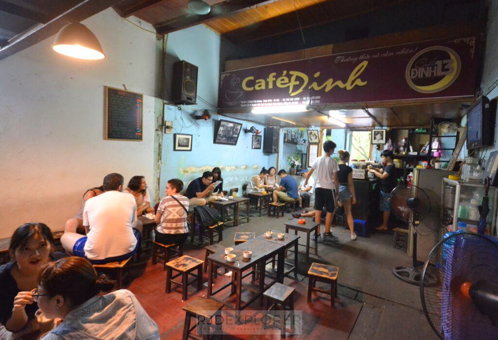 Food tour in Hanoi's Old Quarter offered by Klook