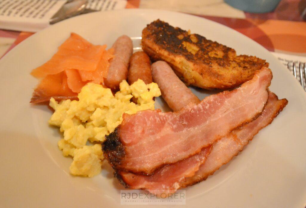 25hours hotel terminus nord breakfast