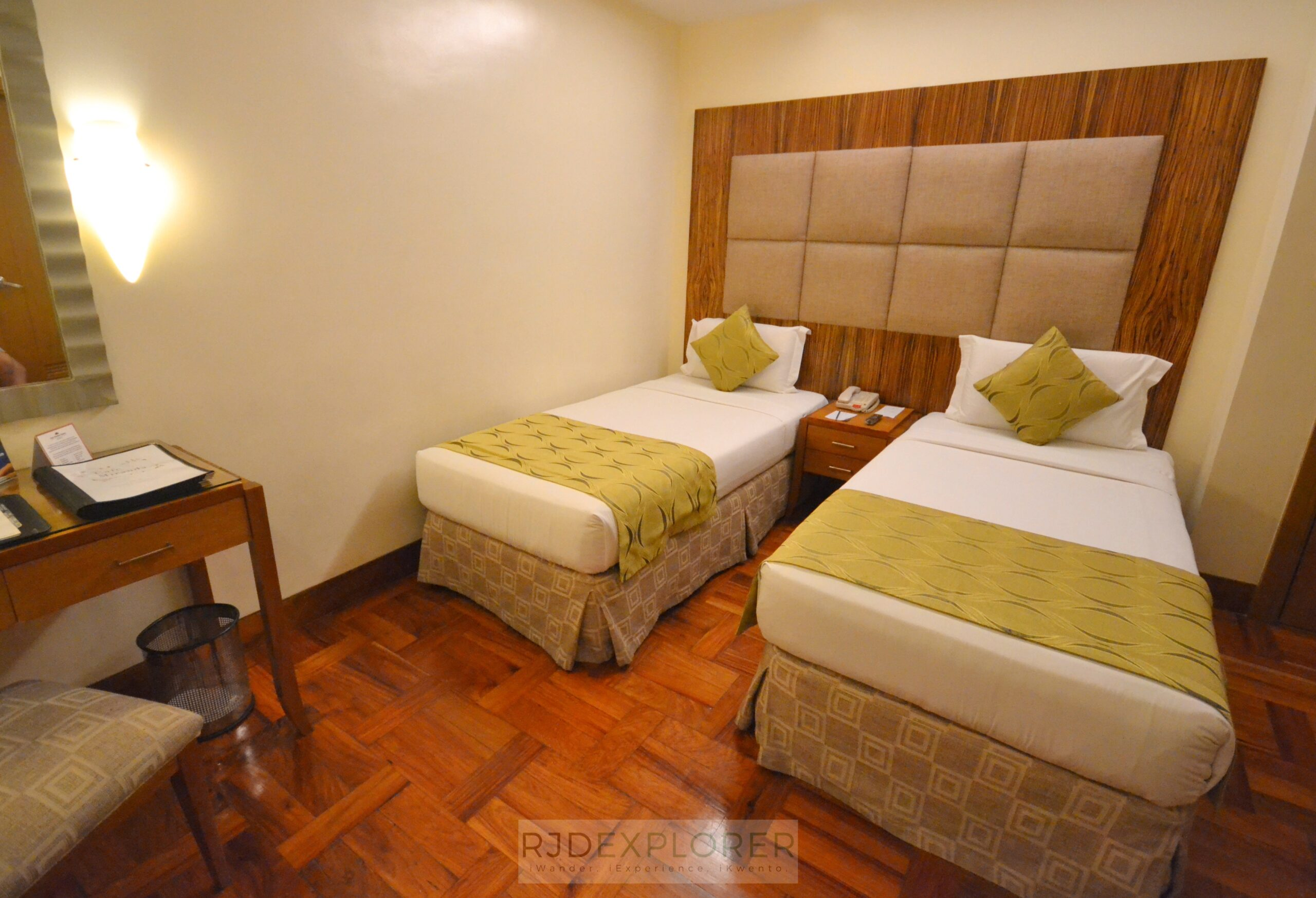 city garden suites manila new wing rooms