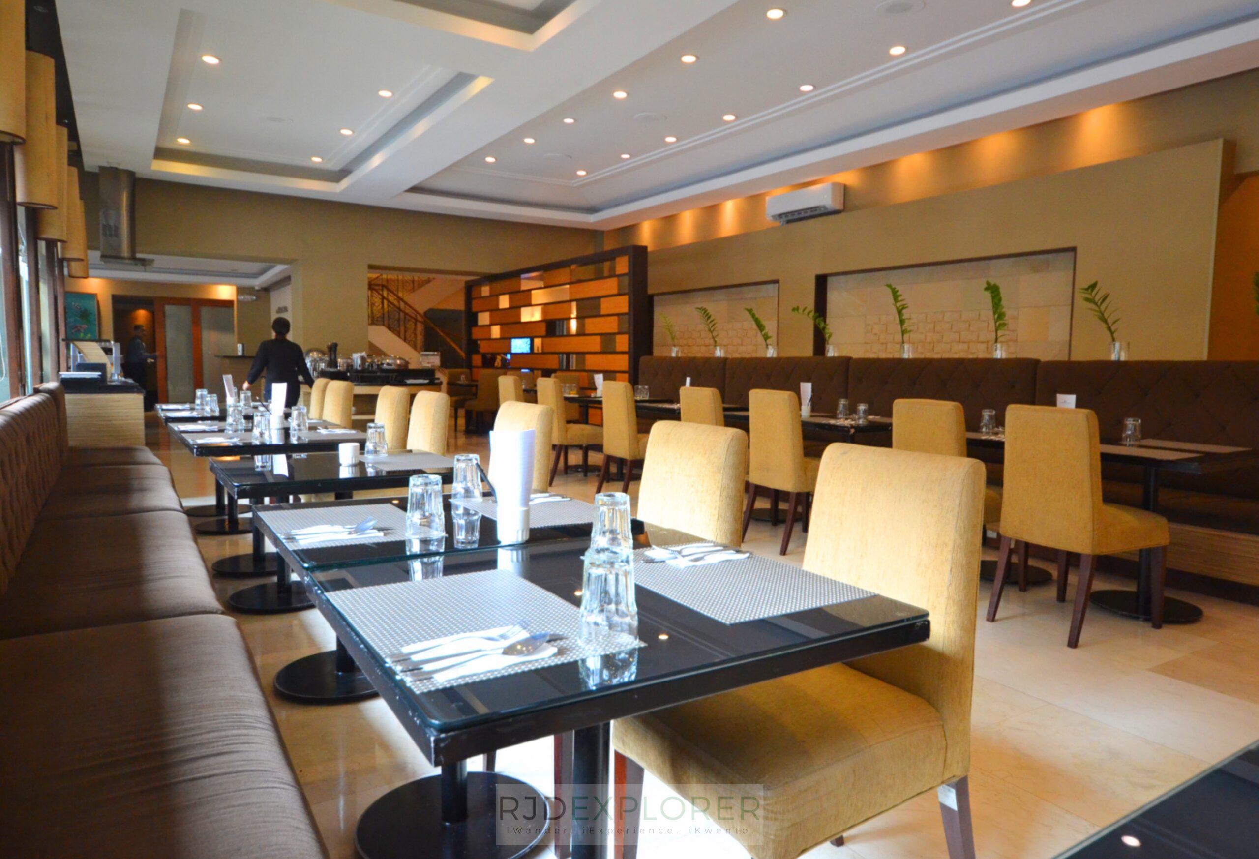 city garden suites manila restaurant