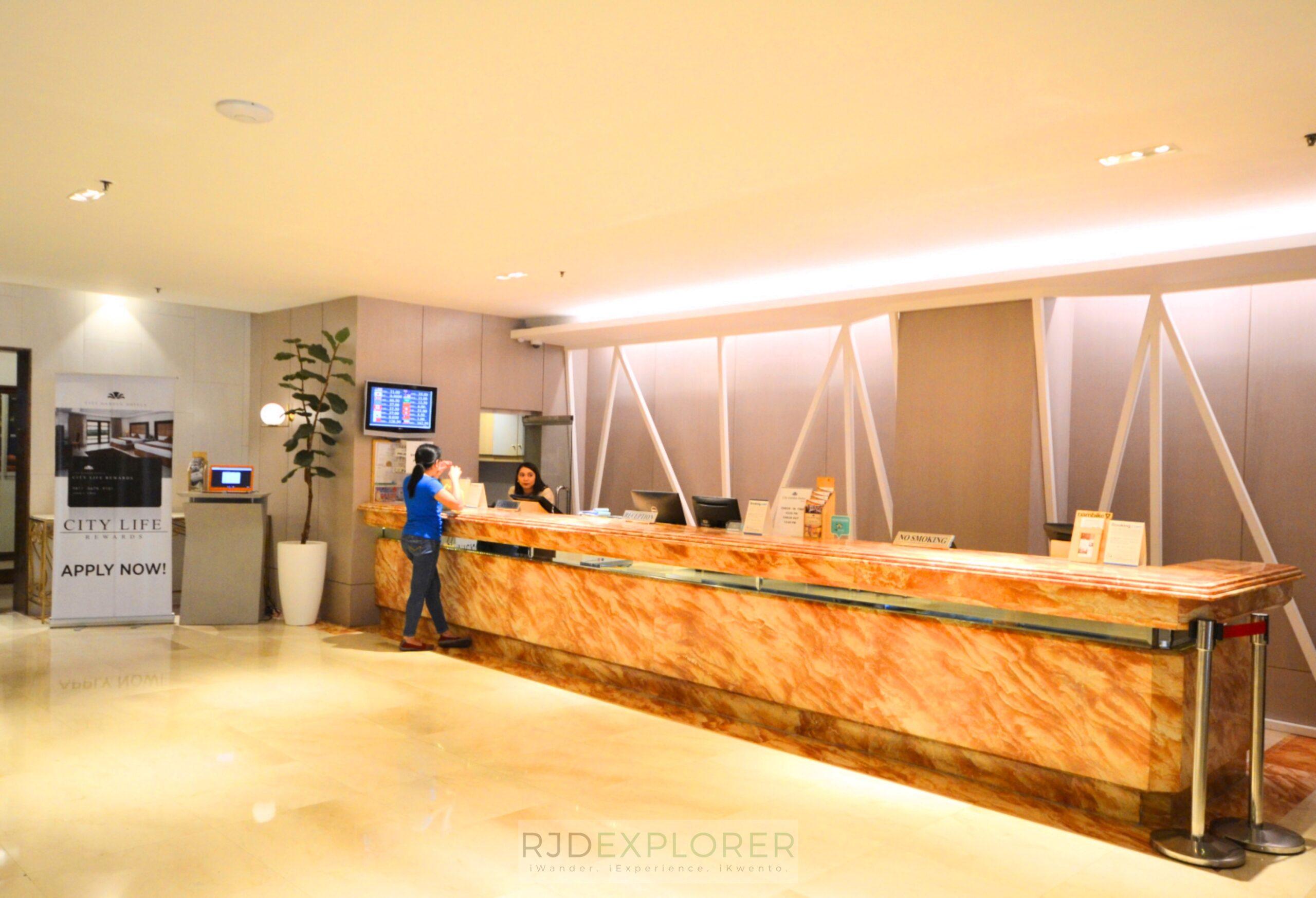 city garden suites manila lobby
