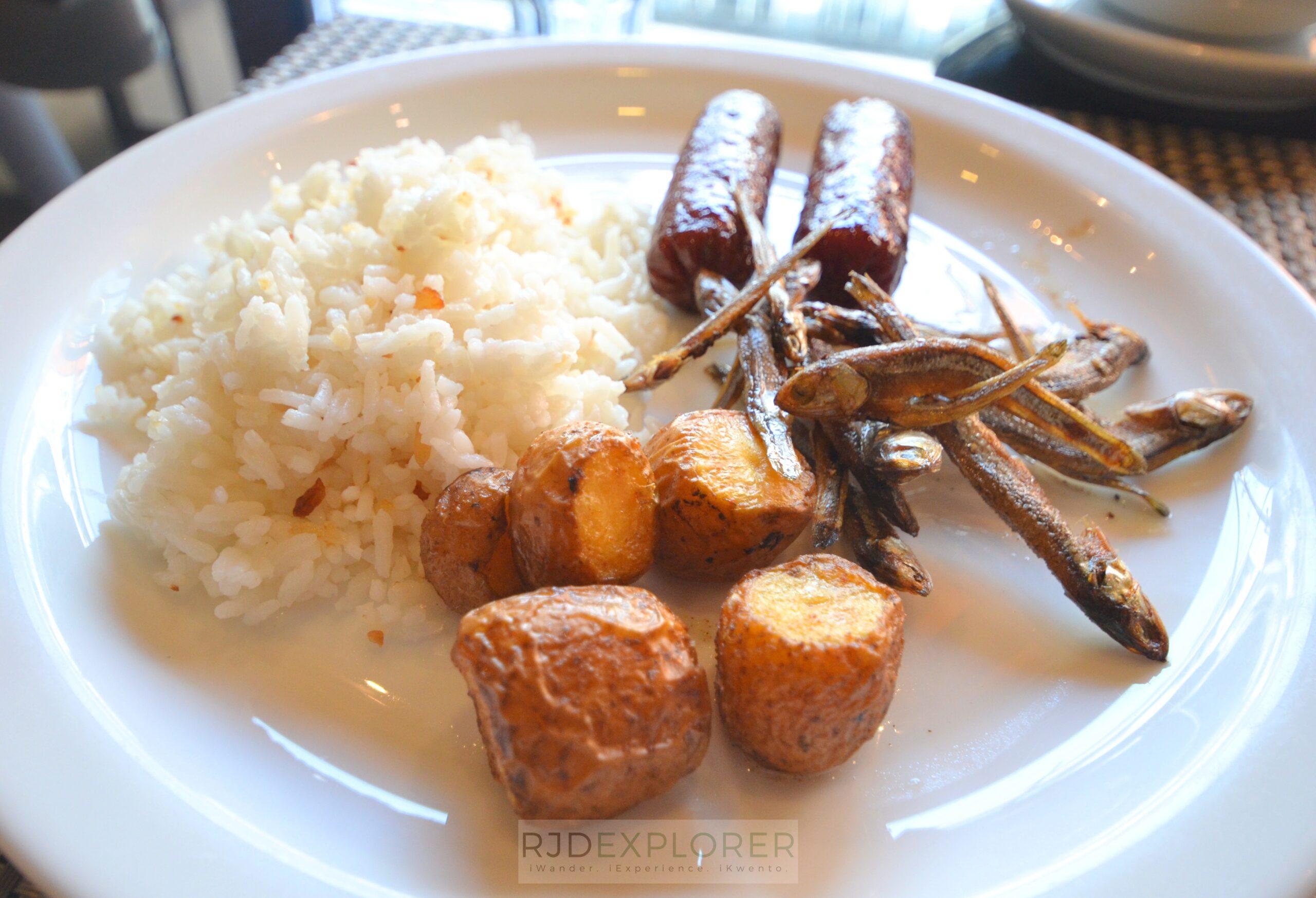 city garden suites manila breakfast