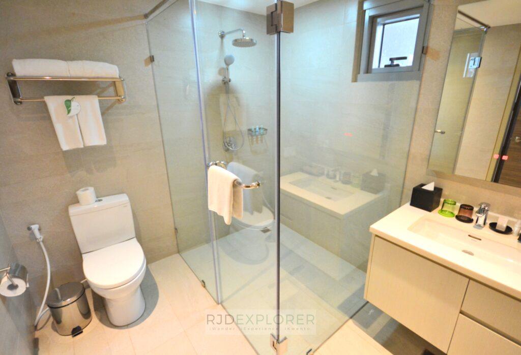 citadines millennium ortigas bathroom