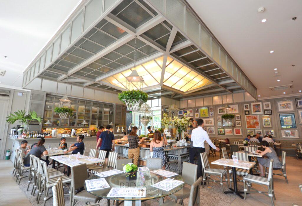 citadines millennium ortigas relish luxe cafe