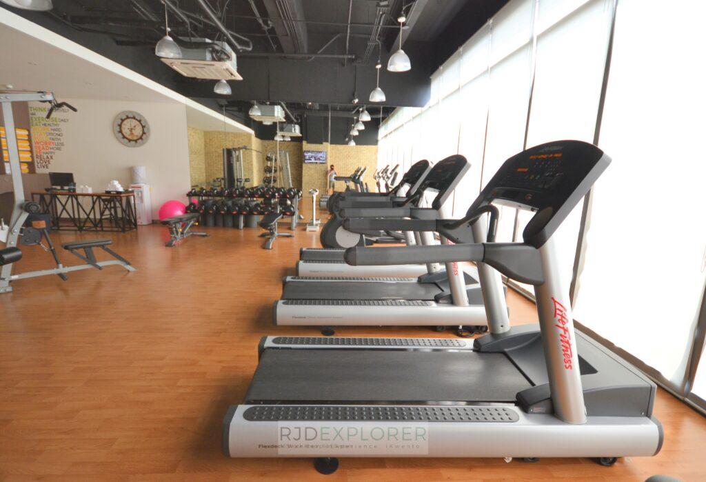 citadines millennium ortigas fitness center