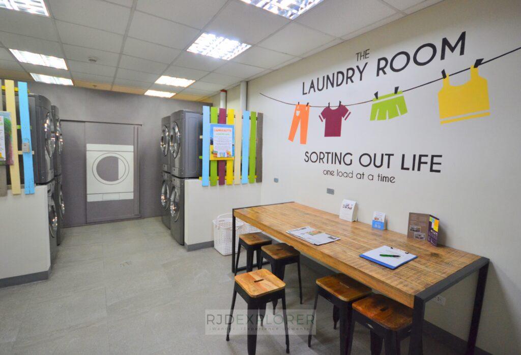 citadines millennium ortigas laundry room